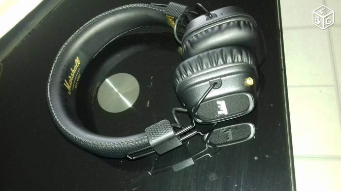 Casque Marshall Major 2 Bloutooh tout neuf