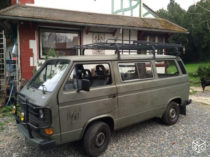Galerie utilitaire MTS VW T3 Transporter