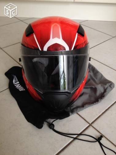 Casque BMW RACE IGNITION Neuf 60/61