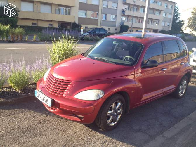 Pt cruiser 2.2 crd ( ct ok)