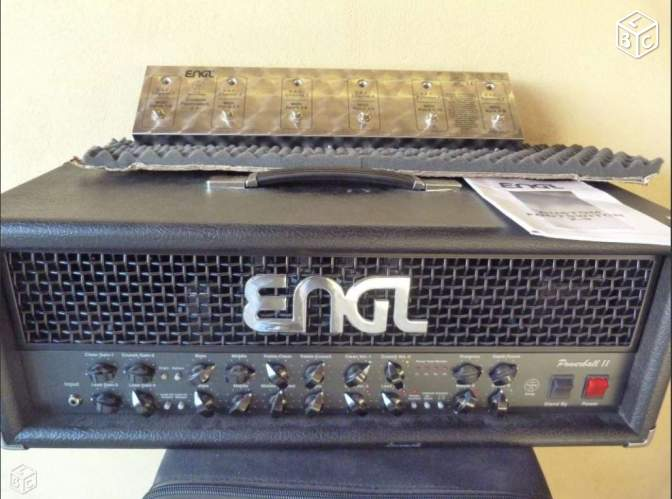 Tête ENGL Power Ball 2 + Z9