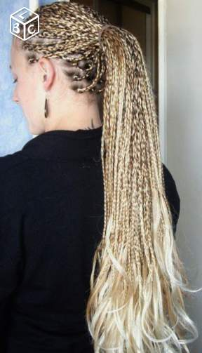 Tresses africaines pas cher