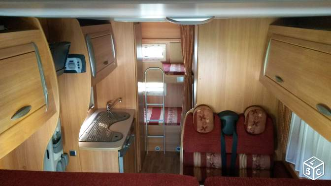Camping car chausson flash 03