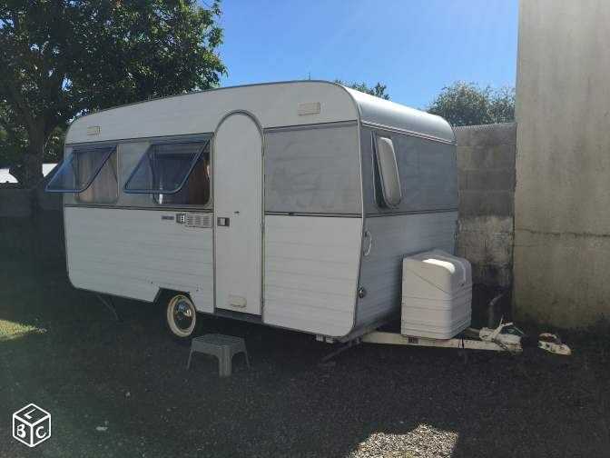 Caravane DIGUE 390LP