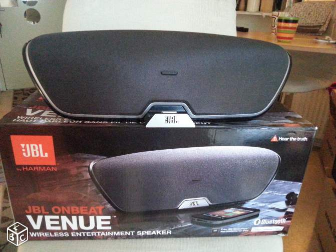 Enceinte Bluetooth JBL On Beat Venue