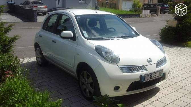 Micra 1.5 DCI 86 cv Connect Edition 5 P 135100 kms