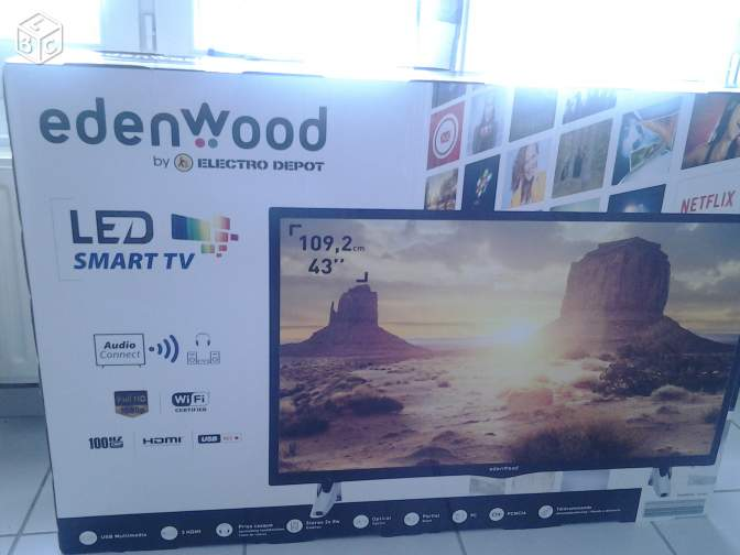 Tv led edenwood ed4300fhd