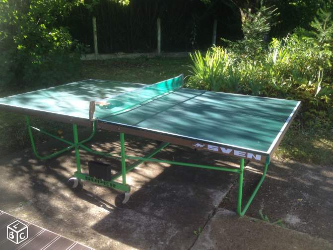 Table de ping pong URGENT