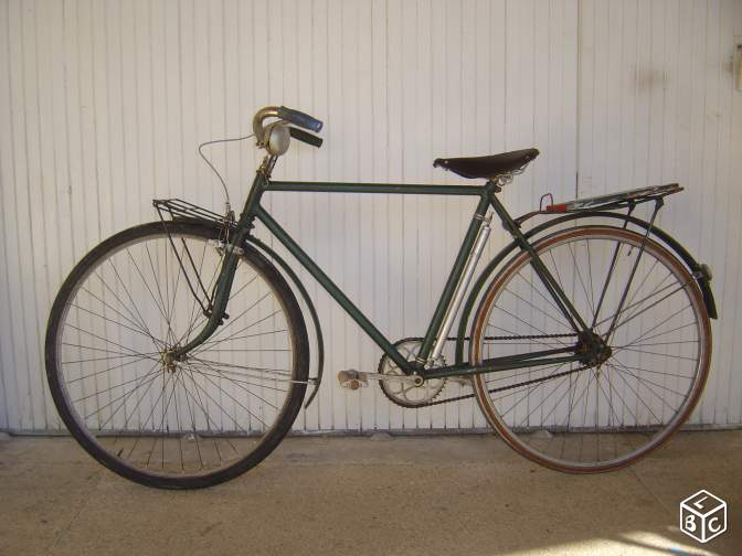 Bicyclette Homme ancienne