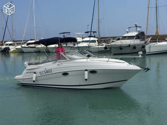 Cabin cruiser four winns vista 258