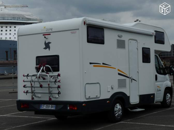 Location camping car 6 places