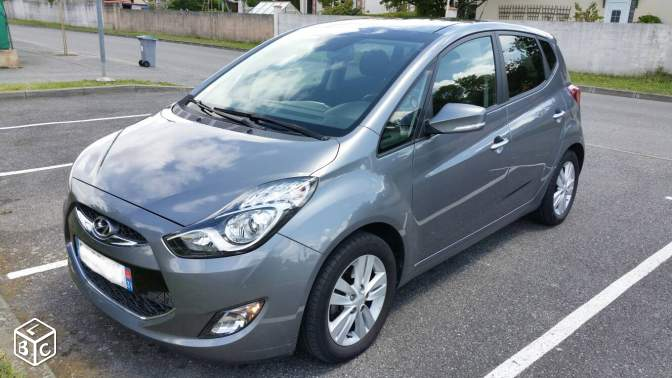 Hyundai ix20 1.6 CRDi 115 panoramic Sunsation 5p