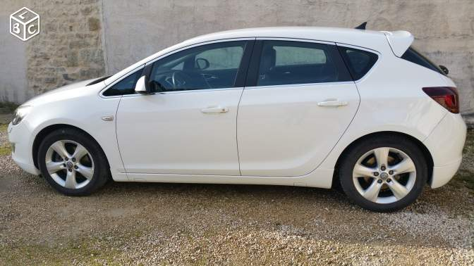 Opel astra 1.7 125 cosmo