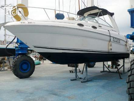 SeaRay 275 SunDancer,2004, 1 Volvo Diésel KAD 300