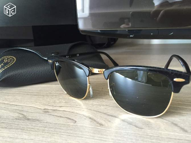 Lunettes solaire Rayban clubmaster