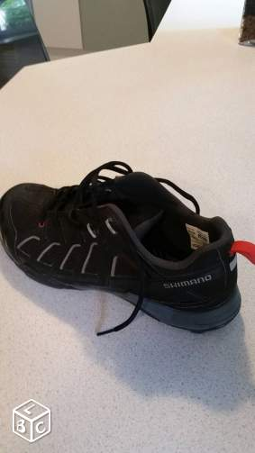 Chaussures VTT Shimano MT34 Taille 43