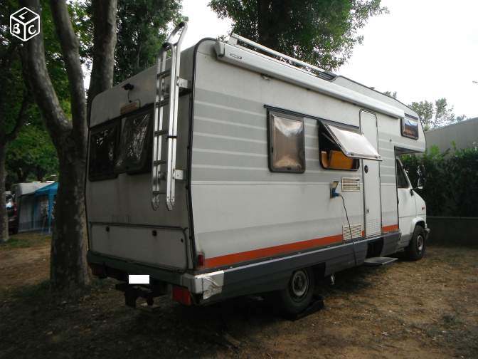 Camping car DUCATO TD