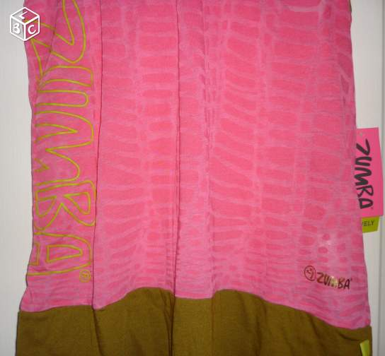 Top zumba wear m/l neuf