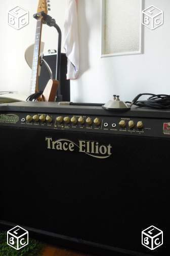 Ampli Trace Elliot Super Tramp Twin
