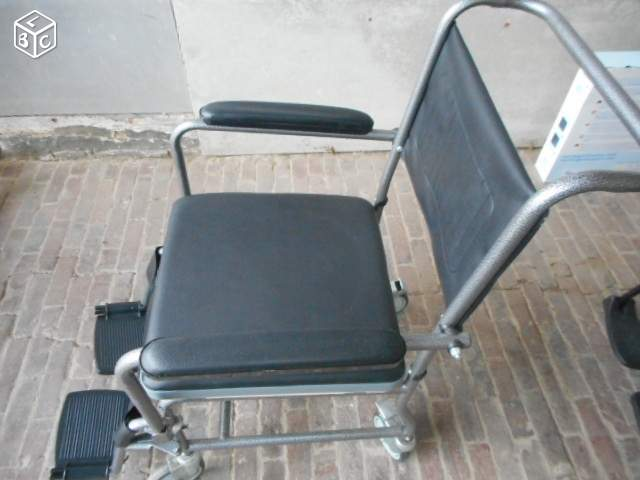Chaise toilettes invacare