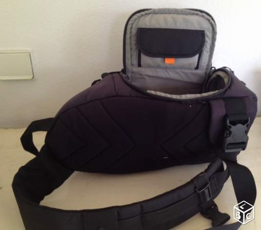 Sacoche photo Lowepro Slingshot