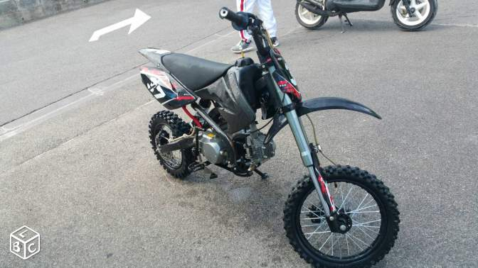 dirt 125 orion