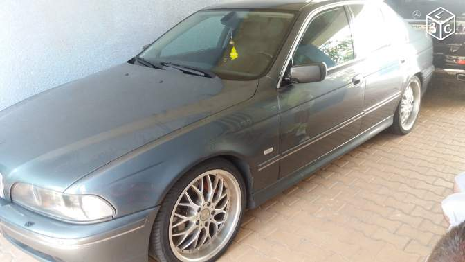 Bmw e39 530 d pack luxe