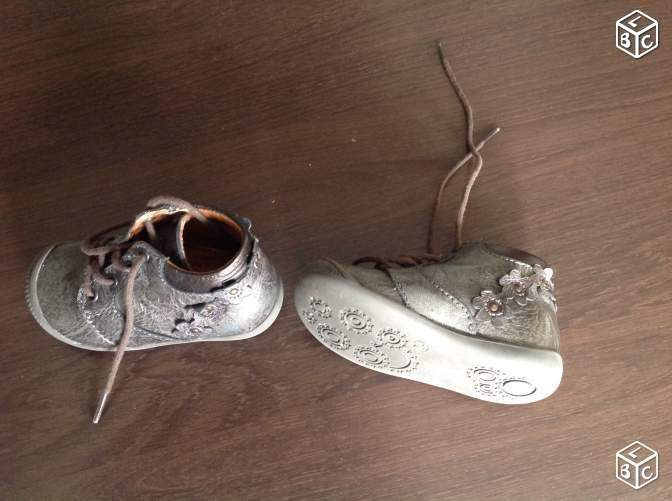 """Chaussures bébé taille 20 """"Little Mary"""""""