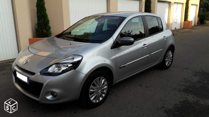 Renault Clio 3 1.5L Dci 90cv Night and day eco 2