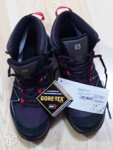 Salomon gore tex buckley gtx 40 2/3