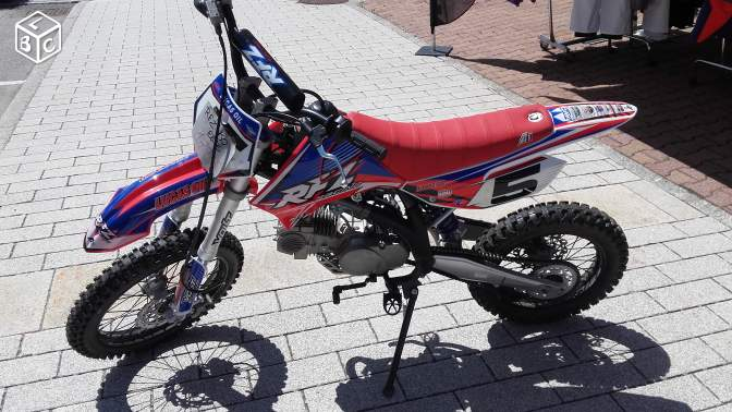 Bastos Kerox RFZ Apollo dirt bike mini cross quad