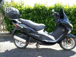 Scooter Wacox DK5T