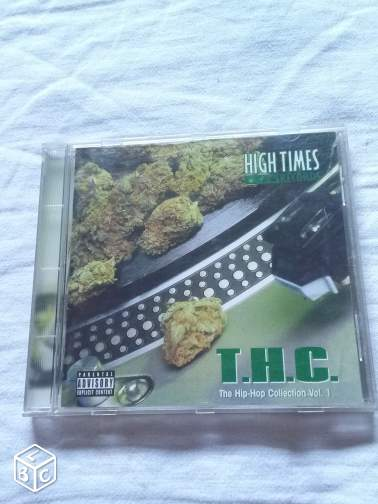 CD The Hip Hop Collection Vol.1_2002_High times