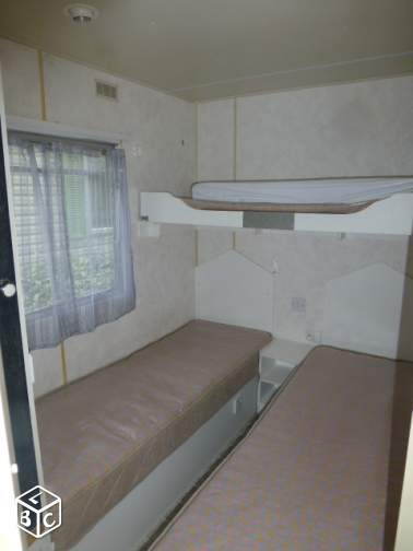 MOBIL HOME CLIMATISé CAMPING SABLES D'OR