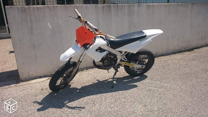 Derbi 85 barikit