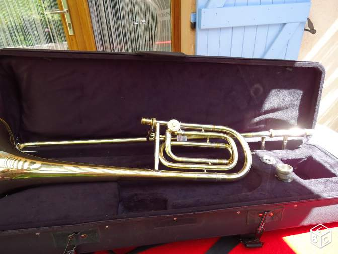 Trombone a coulisse WASSERMAN DOUBLE