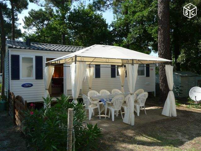 LOCATION MOBIL HOME Camping 4* - 6-8 Pers