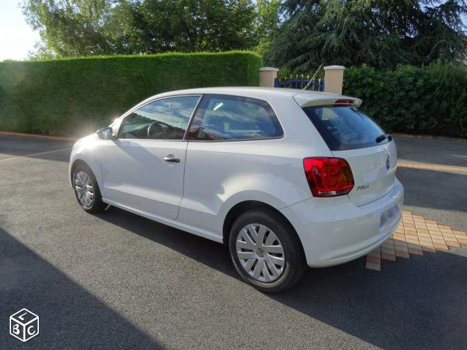 Wolkswagen POLO 1.2 TDI 75 cv 5 places