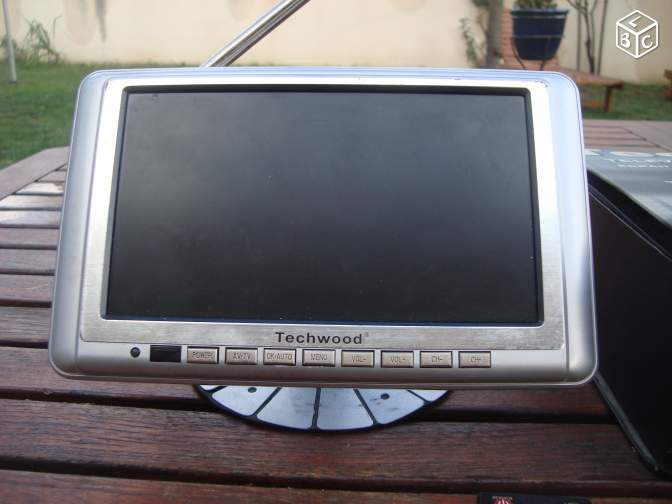 Tv techwood tnt integree