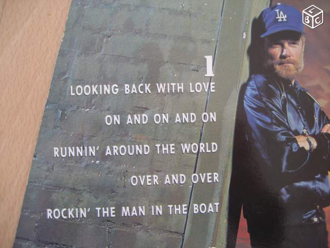 MIKE LOVE - Looking back with love - disque 33 t