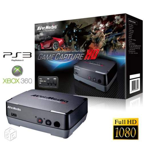 Game Capture HD (HDPVR)
