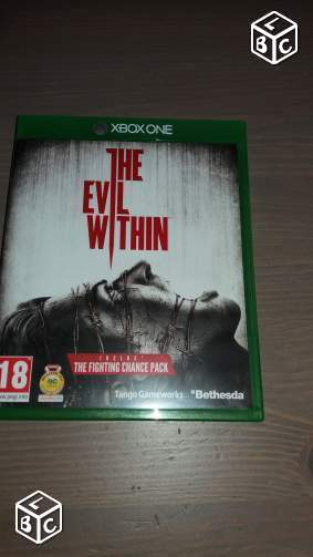 The Evil Witin Xbox One