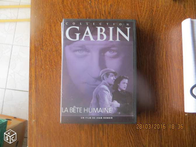 Collection dvd jean gabin