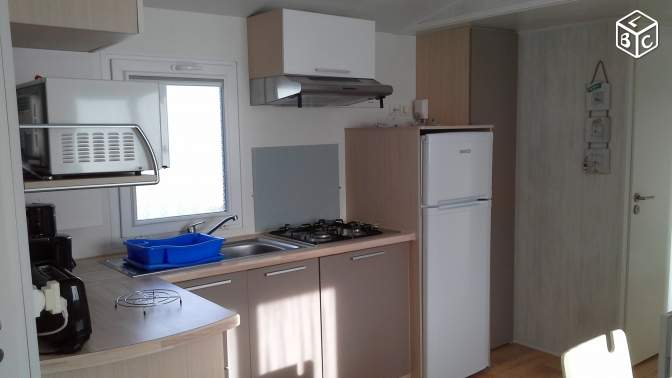 Location mobil home Camping
