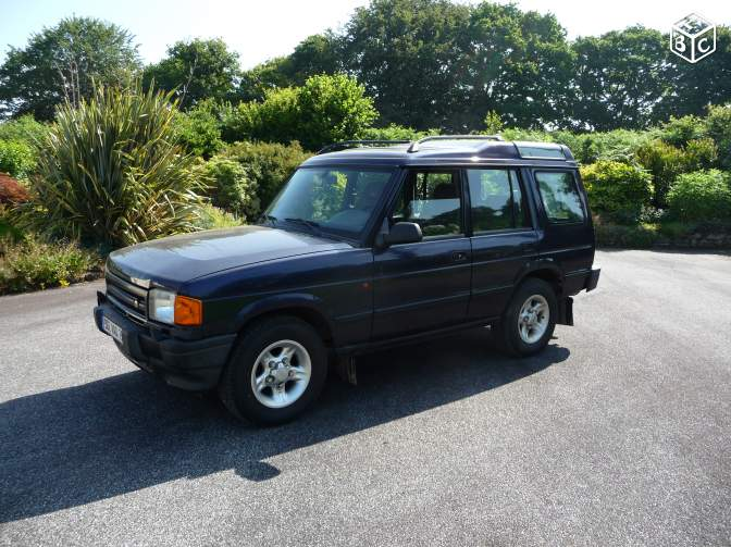 4x4 land rover discovery