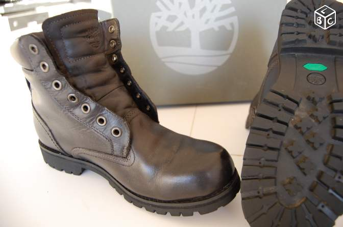 Chaussures homme Timberland p. 41,5 comme neuves