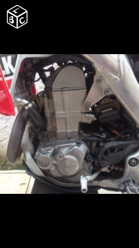 450 Crf injection