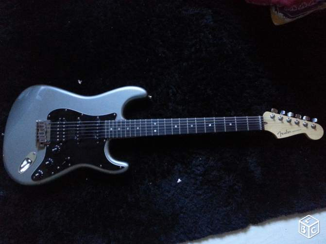 Stratocaster HSS american deluxe 2012