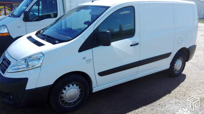 FIAT SCUDO 2.0 Multijet 120 - 3 PLACES -
