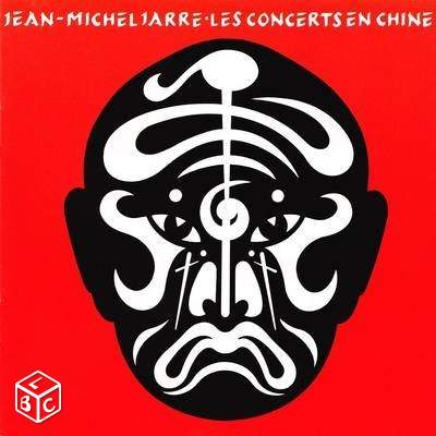 Cd de Jean-Michel Jarre